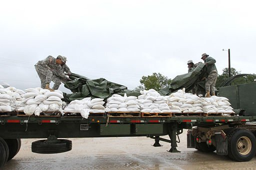 National Guard Prepares for Hurricane Joaquin